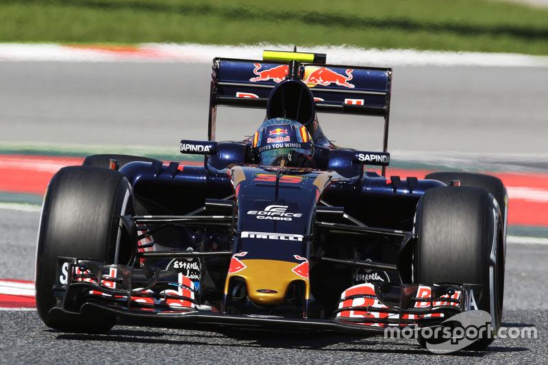 Correndo em casa, Carlos Sainz Jr. terminou em sexto e saltou da 14ª para a 11ª posição no campeonato.