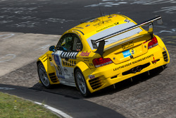 #93 Leutheuser Racing & Events, BMW 1M-Coupe GTR: Richard Purtscher, Harald Rettich, Fabrice Reicher