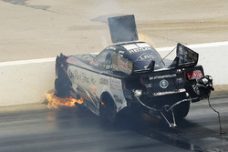 Crash: Tim Wilkerson