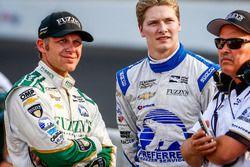 Ed Carpenter, Ed Carpenter Racing Chevrolet and Josef Newgarden, Ed Carpenter Racing Chevrolet