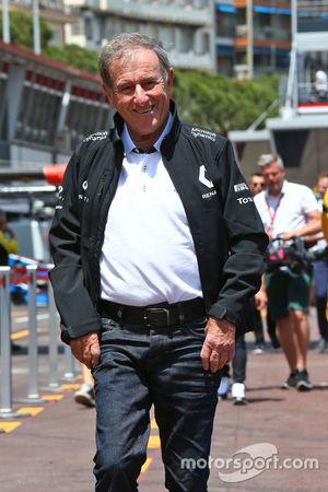 Jean Ragnotti, Piloto de Rally y Renault Ambassador