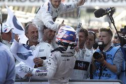 Tom Blomqvist (GBR) BMW Team RBM, BMW M4 DTM. 21.05.2016, DTM Round 2, Spielberg, Austria, Race 1,