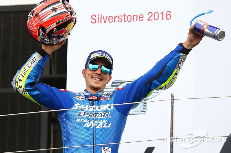 2016 : Maverick Viñales (Team Suzuki MotoGP)