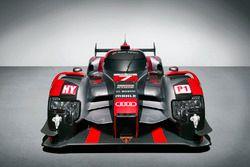 La livrée 2016 de l'Audi R18