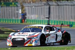 #1 Audi R8 LMS: Christopher Mies, Geoff Emery
