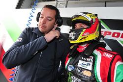 #43 RGR Sport by Morand Ligier JSP2 - Nissan: Ricardo Gonzalez, Filipe Albuquerque