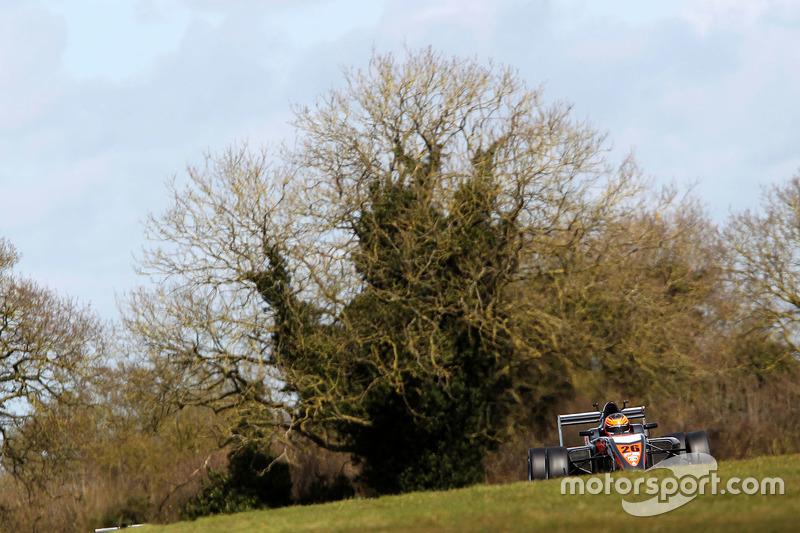 Formelrennen in Großbritannien