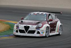 Michela Cerruti, Alfa Romeo Giulietta