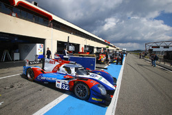 #32 SMP Racing, BR 01 Nissan: Stefano Coletti, Julian Leal, Andreas Wirth