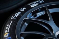 Detalle de neumático