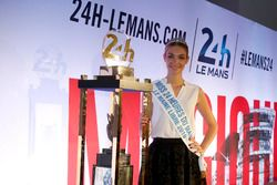 ASO Press Conference: Miss Le Mans 2016
