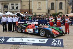 Николя Леутвильер, Джеймс Уинсло, Шиндзи Накано, #34 Race Performance Oreca 03R Judd