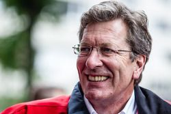 Audi Sport Team Joest Managing Director Ralf Jüttner