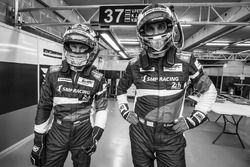 #37 SMP Racing, BR01 Nissan: Kirill Ladygin und Vitaly Petrov