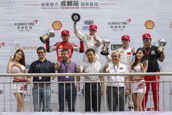 Chinese F4 podium