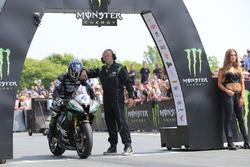 Ian Hutchinson, Yamaha