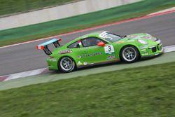 Drudi vola nelle libere 2 della Carrera Cup Italia