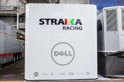 Strakka Racing zona de Paddock