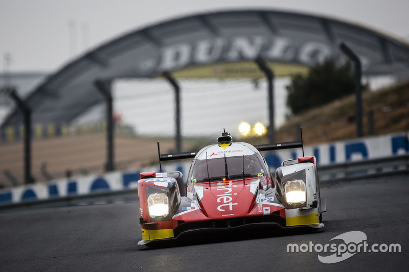 1. LMP2: #46 Thiriet by TDS Racing, Oreca 05 Nissan