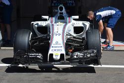 Williams FW38 ala anteriore