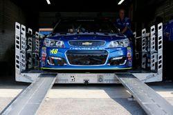 Technische Inspektion: Jimmie Johnson, Hendrick Motorsports, Chevrolet