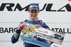 Podyum: 1. Egor Orudzhev, Arden Motorsport