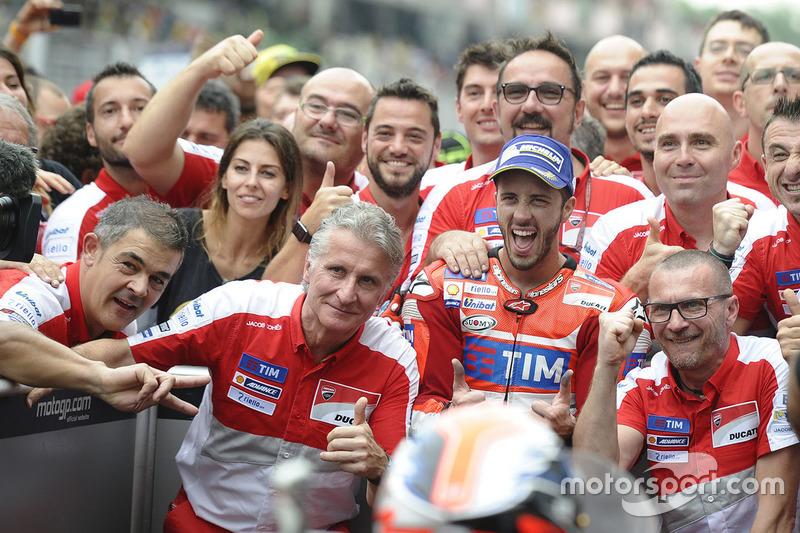 #33 - Andrea Dovizioso - GP de Malesia 2016