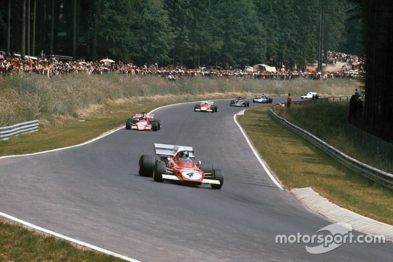 1972 Jacky Ickx, Ferrari
