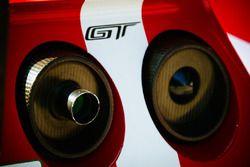 Ford Chip Ganassi Racing Team UK Ford GT detalle