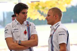 Lance Stroll, Valtteri Bottas, Williams
