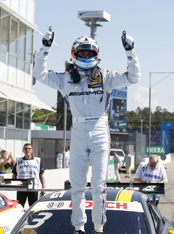 Race winner Paul Di Resta, Mercedes-AMG Team HWA, Mercedes-AMG C63 DTM
