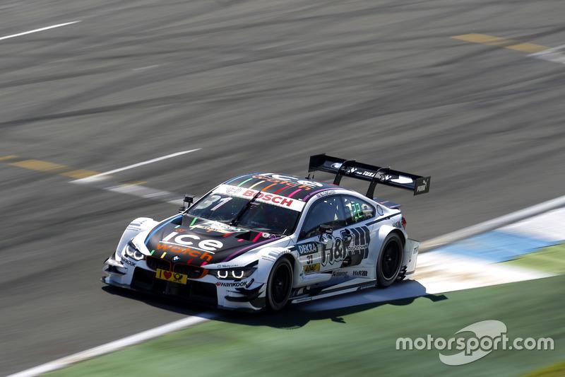 7. Tom Blomqvist, BMW Team RBM, BMW M4 DTM