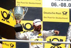 Подиум: второе место - Тимо Глок, BMW Team RMG, BMW M4 DTM