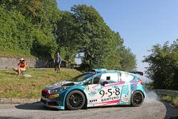 Alessandro Bosca, Roberto Aresca Ford Fiesta R5 #8
