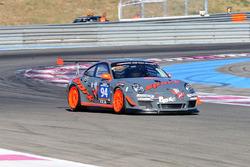 #94 Spark Motorsport, Porsche 997 Cup: Denis Francois, Ripert Hugues, Stéphane Ortelli, Jules Gounon
