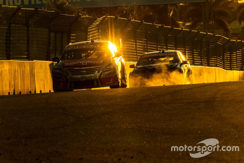 2. Rick Kelly, Nissan Motorsports