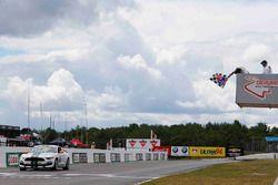 #15 Multimatic Motorsports Mustang Boss 302R: Billy Johnson, Scott Maxwell takes the win