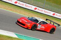 Ferrari 458 Italia-GT3 #60, Galassi-Tempesta, Team Malucelli