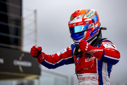 Winnaar Antonio Fuoco, Status Grand Prix in parc ferme