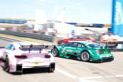 Christian Vietoris, Mercedes-AMG Team Mücke, Mercedes-AMG C63 DTM; Edoardo Mortara, Audi Sport Team Abt Sportsline, Audi RS 5 DTM
