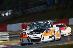 Frank Kräling, Christopher Brück, Porsche 991 GT3 Cup MR