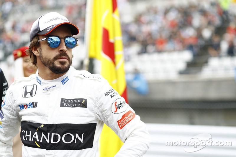 Bestätigt: Fernando Alonso