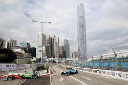 Lucas di Grassi, ABT Schaeffler Audi Sport; Nicolas Prost, Renault e.Dams