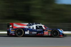 #60 Michael Shank Racing with Curb/Agajanian Ligier JS P2 Honda: John Pew, Oswaldo Negri Jr., Olivie
