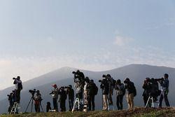 Fotografi durante la 6 Ore del Fuji