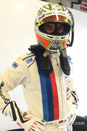 #7 BMW Team Studie BMW M6 GT3: Jorg Muller