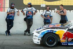 Miembros del equipo, Mike Whiddett, Mazda MX-5