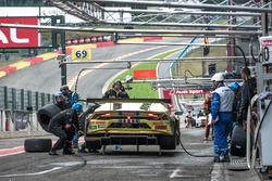 #69 ARC Bratislava, Lamborghini Huracan GT3: Miro Konopka, Andrzej Lewandowski, Teodor Myszkowski, Z