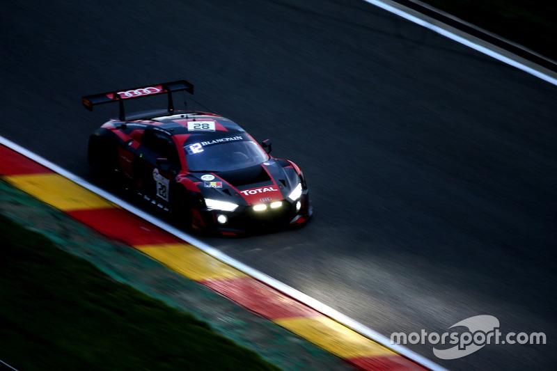 3. #28 Belgian Audi Club Team WRT, Audi R8 LMS