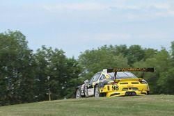 #98 Calvert Dynamics/Curb-Agajanian, Porsche 911 GT3 R: Michael Lewis